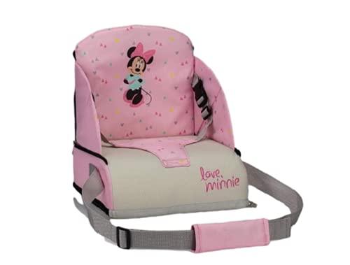 Interbaby MN022 - Trona de Viaje Disney Minnie Mouse GEO