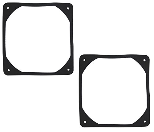 Coolerguys Anti-Vibration Gaskets (120mm (2 Pack))