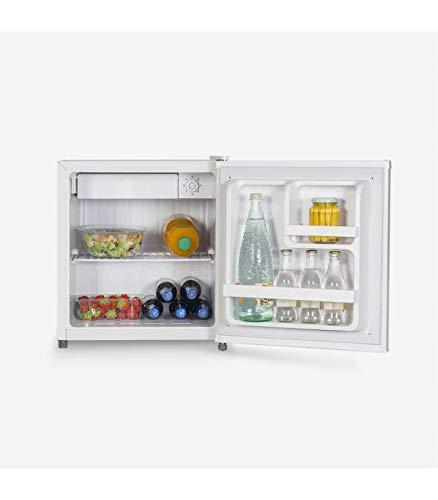 UNIVERSALBLUE | Mini Bar | Frigorífico pequeño 48L | Nevera eléctrica |Congelador Minibar