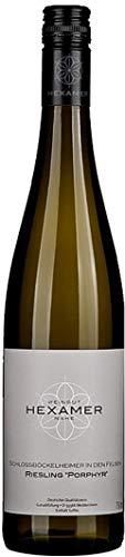 Weingut Hexamer Porphyr feinherb Riesling 2015 Halbtrocken (3 x 0.75 l)