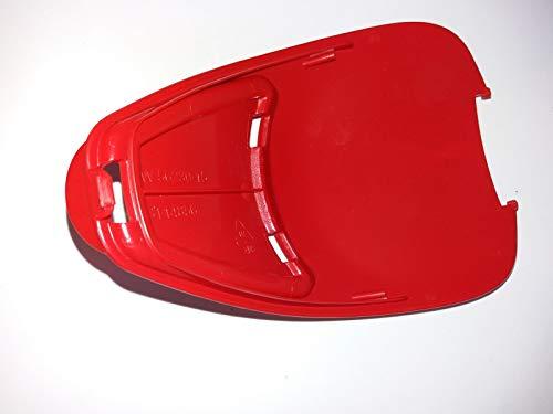 Big Motorklappe Motorhaube rot für Big 56230 Bobby Car Next