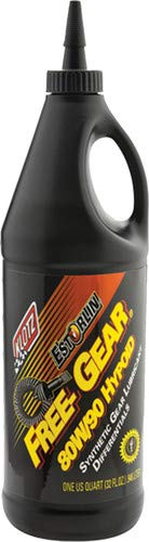 KLOTZ 32oz 80W90 Free-Gear Estorlin Hypoid Differential Lubricant for Racing and Performance Applications Recommended for Arctic Cat Diamond Drive