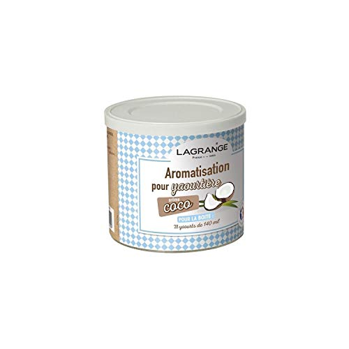 LAGRANGE Aromatisation pour yaourtière Coco 380330