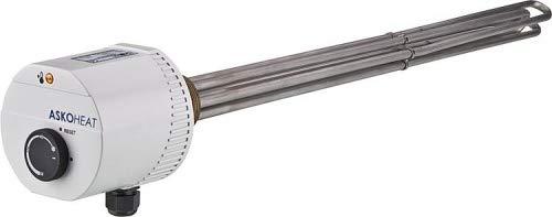 Elektro Heizstab Heizpatrone für Dauerbetrieb 1-9 kW 230/400 V - PV geeignet Heizen Leistung Heizstab 3,0 kW / 230 V