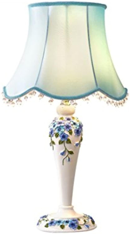 MoMo Kinder 'S Zimmer Tischlampe Nachttischlampe, Harz Nachttischlampe mit Anhnger, Knopfschalter, E27, 30,5  30,5  56 cm