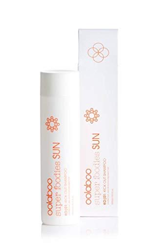 Oolaboo Super Foodies Sun KO 01 Kick Out Shampoo 250ml