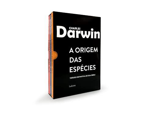 Box A Origem das Espécies -3 volumes