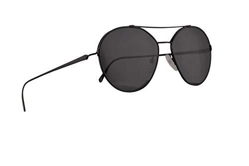 Prada PR56US Sonnenbrillen Schwarze Mit Graunem Gläsern 55mm 1AB5S0 PR 56US SPR 56U SPR56U