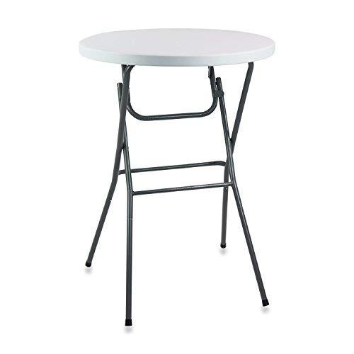 Merschbrock Trade GmbH Stehtisch Tisch Kunststoff zusammenklappbar 110 x 80 cm