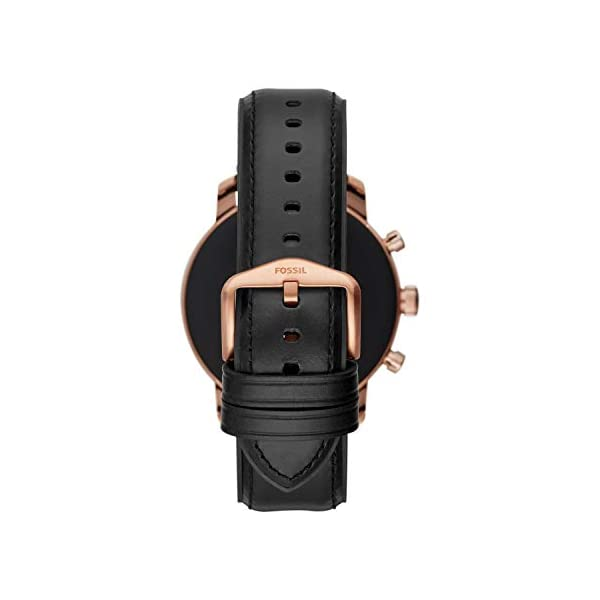 Fossil Smartwatch Pantalla táctil para Hombre de Connected con Correa en Piel FTW4017 2