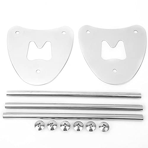 Alicates de ortodoncia Soporte de tijera Organizador de estante Accesorios dentales