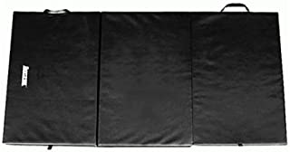Aeromat Deluxe Folding Exercise Workout Mat (Commercial Grade)
