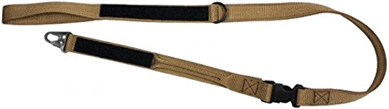 United States Tactical UST-K9L00102QH K9 Leash with Quick-Release & HK Hook, Coyote
