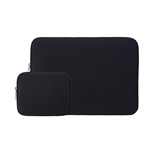 Laptop Notebook Case for acbook Pro Air Retina 11 13 14 15 15.6 14 inch Tablet Sleeve Cover Bag for-Black_13 inch