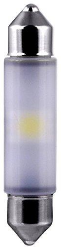 PHILIPS 128026000KB1 43mm Festoon Bright White Interior Vision LED Light, 1 Pack