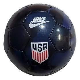 Nike Unisex Kids Official Match Soccer Ball Size 4- Navy/Black