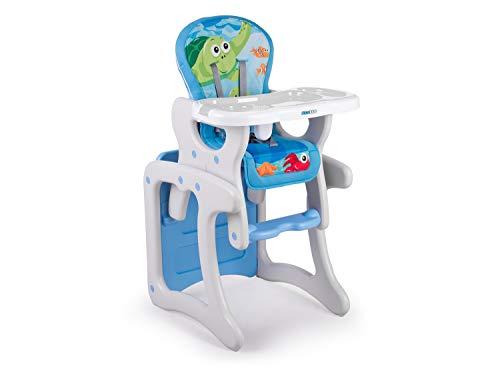 Kinder Hochstuhl Kindersitz mit Tablett 3in1 Sicherheitsgurte Ricokids Teri