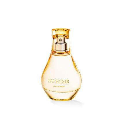 Yves Rocher - SO ELIXIR Eau de Parfum, blumiger Damen-Duft, Valentinstag Geschenkidee für Frauen, 1 x Zerstäuber 30 ml
