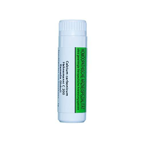 Calcium carbonicum Hahnemanni C200, 1g Globuli