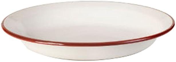 IBILI 908024 Assiette Blanc 24 cm Ldpe