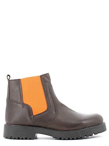 Melania MK6006F5I.D Boots à Talons Enfant Brun 32
