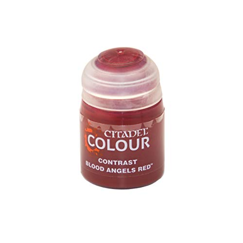 29-12 シタデルカラー CONTRAST: BLOOD ANGELS RED (18ML)