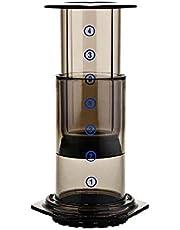 COOLSHOPY Prensa del café portátil del Fabricante de la máquina de Espresso Aire Prensa con 350pcs Papeles de Filtro