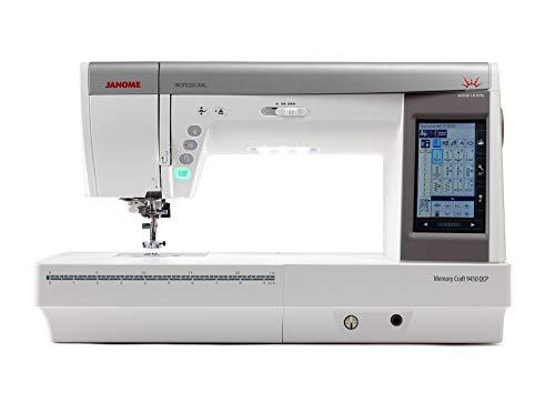 Janome Craft 9450 QCP Professional - Máquina de coser