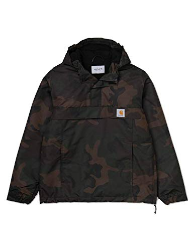 Carhartt Canguro Chico Camo Evergreen x-Small Verde