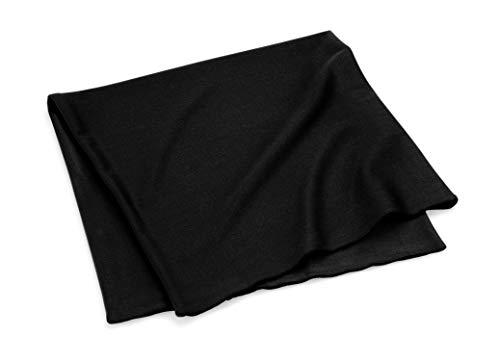 Beechfield Schlauchschal Morf® Original   Ideal für Fitness und Freizeit Farbe Schwarz