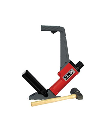 Senco Shf200 3/4 Inch And 1/2 Inch Hardwood Flooring Cleat Nailer.