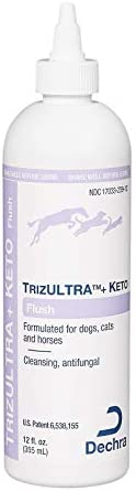 Dechra TrizULTRA Keto Flush for Dogs Cats Horses 12oz product image