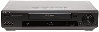 Sony SLV-779HF Hi-Fi VHS VCR