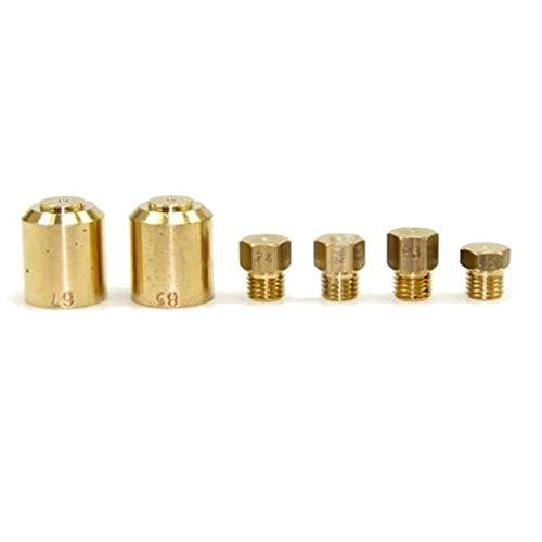 Kit d'injecteurs butane / propane pour Fours - Cuisinieres VEDETTE (93607)