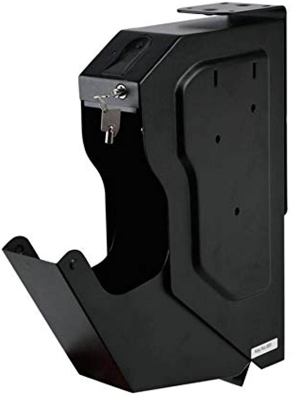 WEIWEITOE -UK Biometric Fingerprint Safe Box Kallvalsat stål stål stål Security Gun Strongbox Portable Key Valuables Jewelry Box  otroliga rabatter
