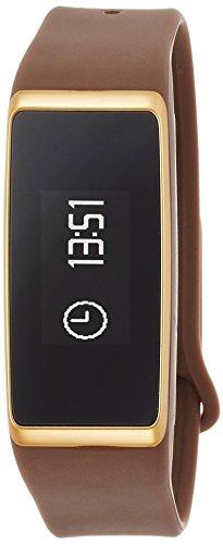MYKRONOZ KRZEFIT2PULSE-BLACK-BLACK Activiteitstracker polsarmband (horloge, stappenteller, slaapmeting, iOS/Android, melding, bluetooth)