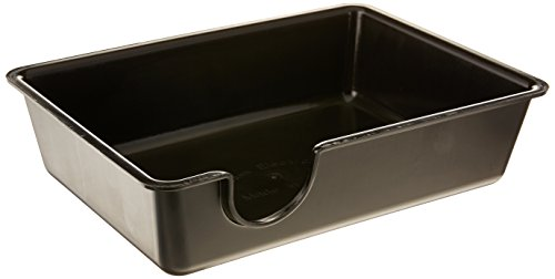 Pangea Reptile Hide Box (C- Medium), Black