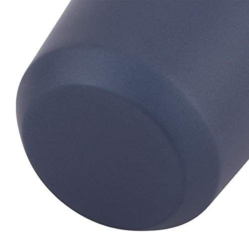 Gatuxe Taza de café, diseño de Doble Pared Taza de café de Acero Inoxidable 304 para Bar para reuniones Familiares(Business Blue)