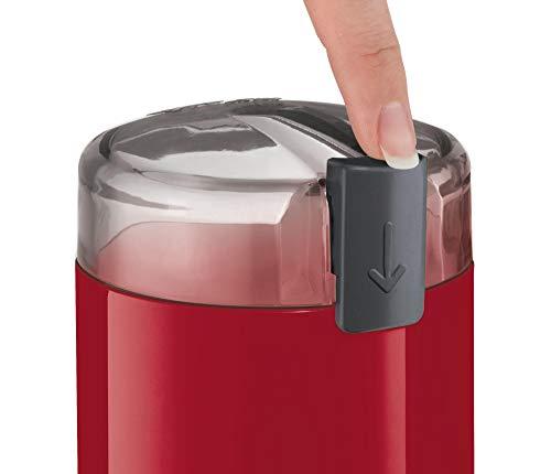 Bosch TSM6A014R Kaffeemühle, Rot