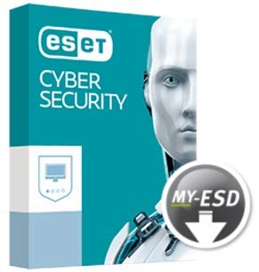 ESET Cyber Security pour Mac OS X | 5 Appareils | 1 An | ESD | Télécharger | Email