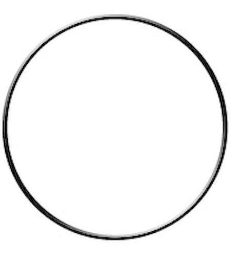 Armature abat-jour cercle - Ø 15 cm - Graines créatives