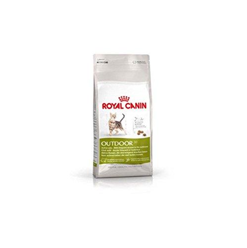 Royal Canin Katzenfutter für erwachsene Katzen, für draußen, 30 kg, 4 kg