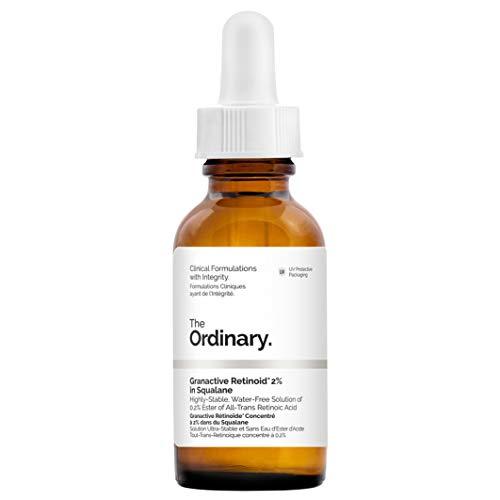 The Ordinary - Retinoide granactivo en emulsión al 2% en escualeno, 30 ml.