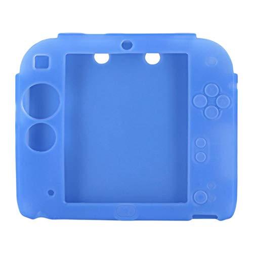 NoyoKere Étui de Protection en Silicone Compatible pour Nintendo 2DS