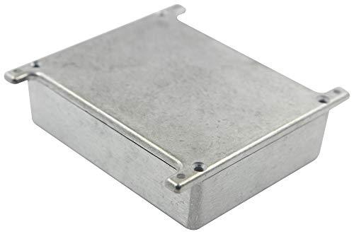 Gehäuse aus Aluminium mit Flansch, 34 x 93,5 x 119 mm, für MULTICOMP PRO, Metallgehäuse und 48,3 cm Schrankregale