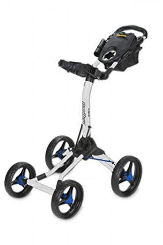 Bag Boy BB71710EU Chariot de Golf 4 Roues Mixte Adulte, Bleu...