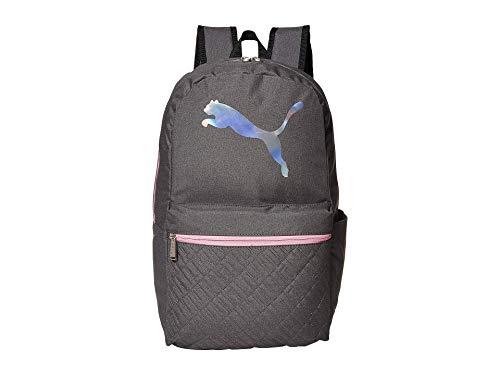 PUMA Unisex Rhythm Backpack Rucksack, Grau/Pink, One size