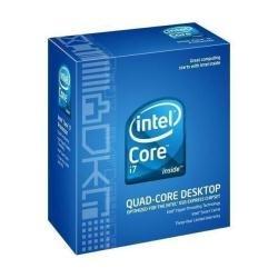Intel Core i7 950 (3.06GHz, 8 MB Cache, LGA 1366, QPI 4.8 GT FSB)