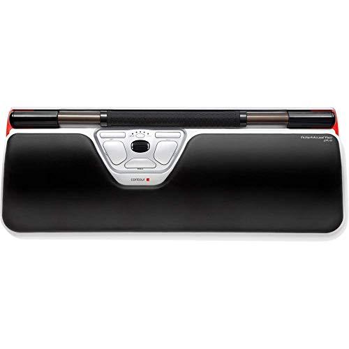Preisvergleich Produktbild Contour Rollermouse Red Plus Wireless Silber