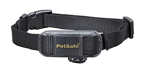 PetSafe Vibration Bark Control Collar,Black,Adjustable